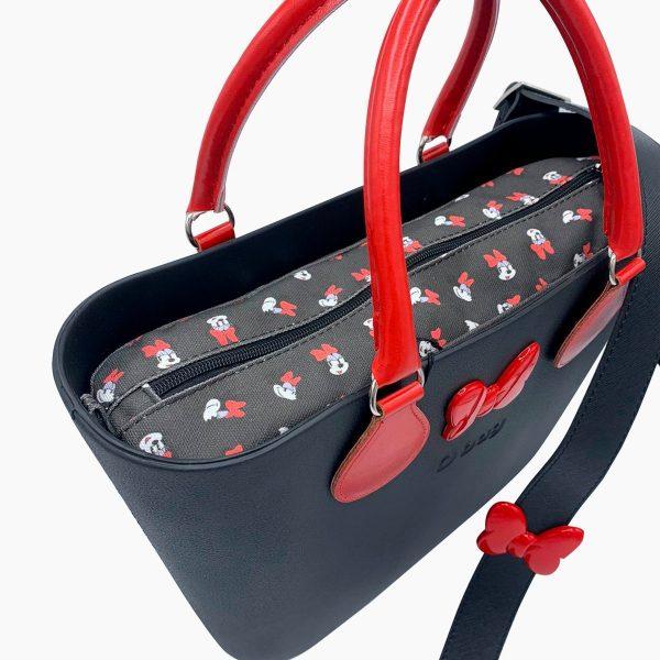 O Bag mini Disney Fiocco particolare