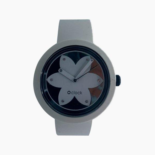 O Clock Metal Flower